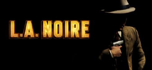 LA Noire shady logo