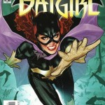 Batgirl #1 cover