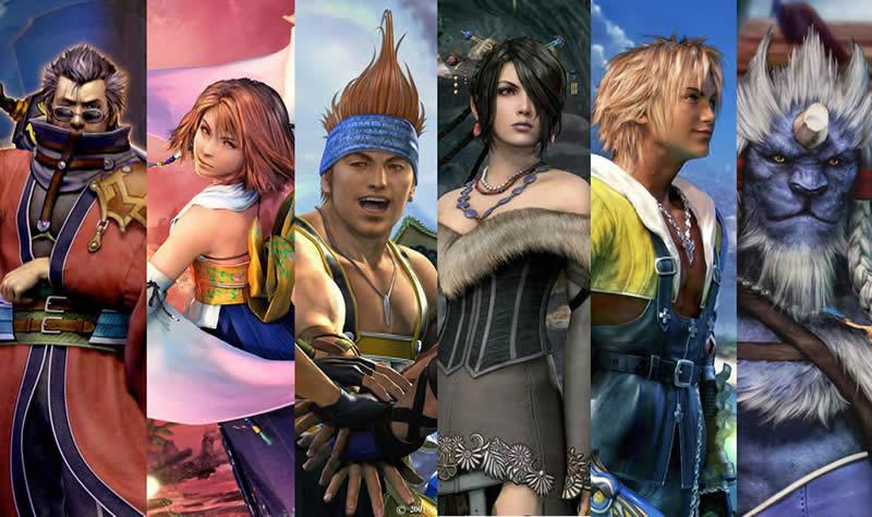 Final Fantasy Franchise  TV Tropes