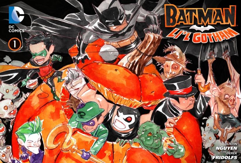 BatmanLilGotham1