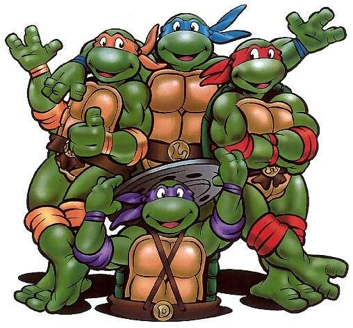 TMNT_Ninja Turtles