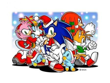 Sonic_Christmas