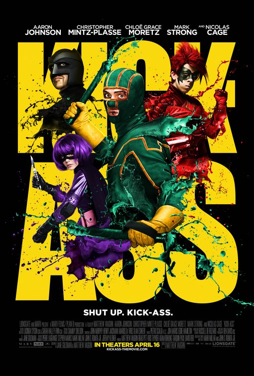 The A Z Of Geek Cinema K Is For Kick Ass