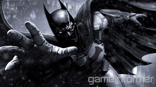 Arkham Origins cover closeup