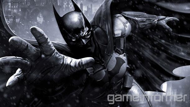 Arkham Origins cover closeup