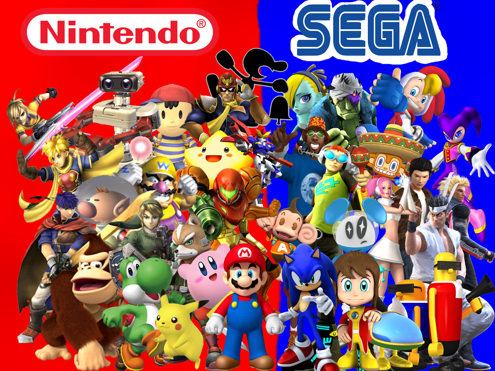 5 reasons why Nintendo should buy Sega