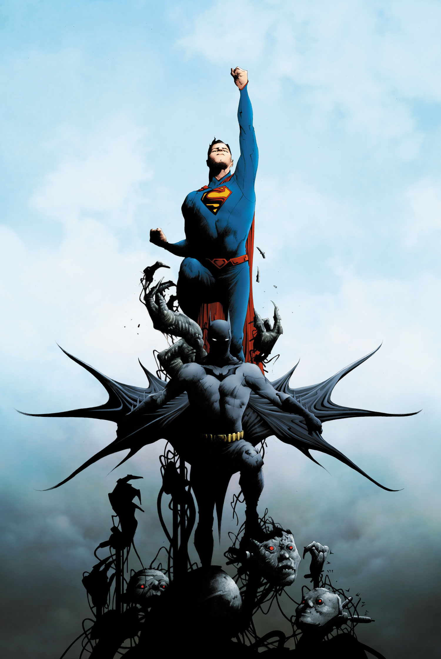 Batman_superman_1_JaeLee