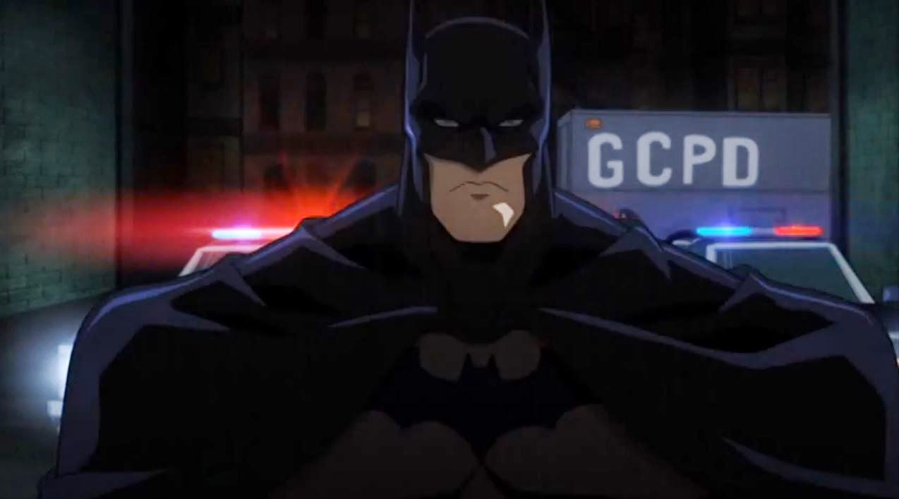 batman assault on arkham game