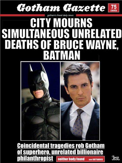 BatmanBruceWayneDeath