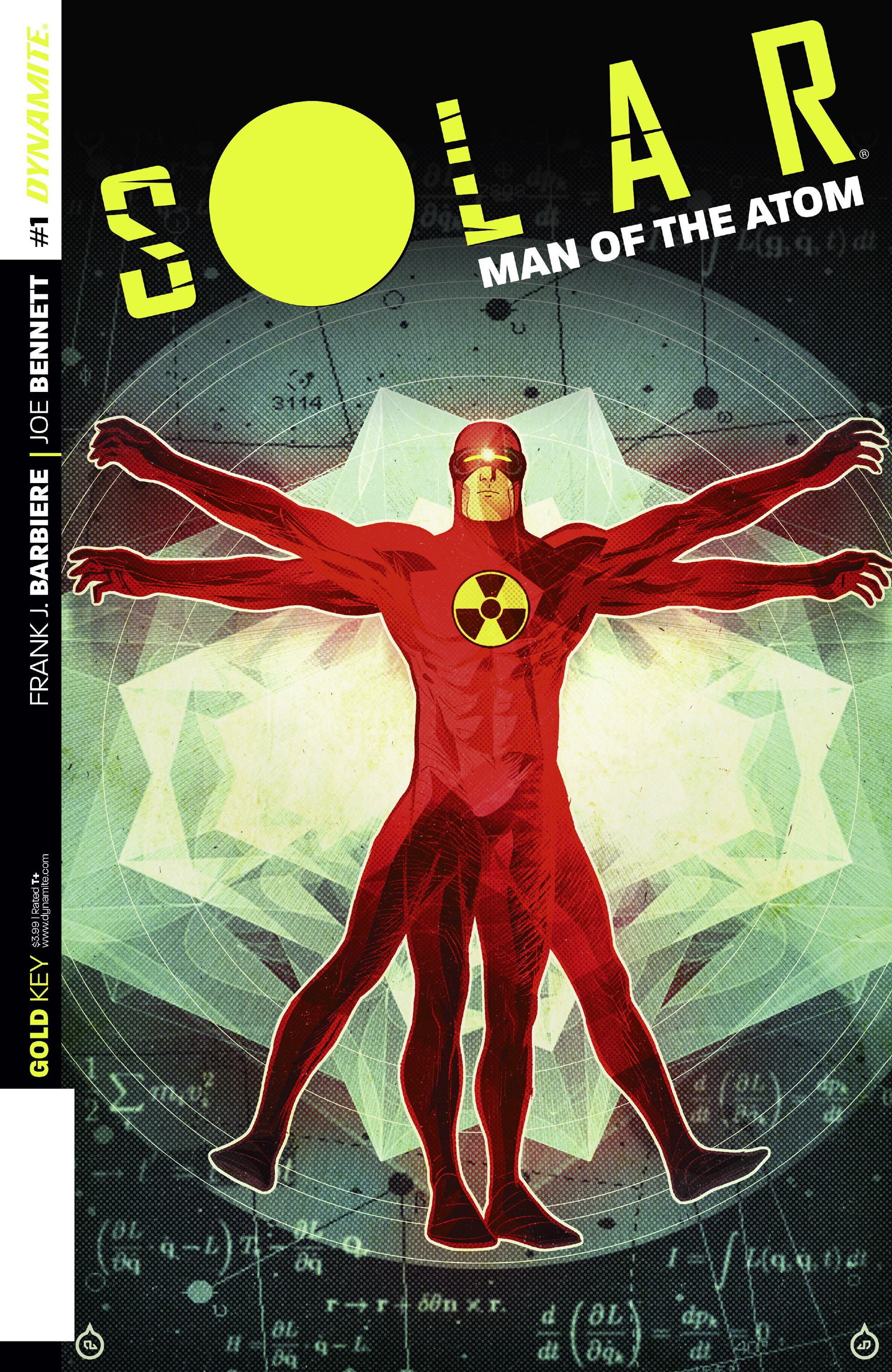 Solar- Man Of The Atom - Digital Exclusive Edition 001-000