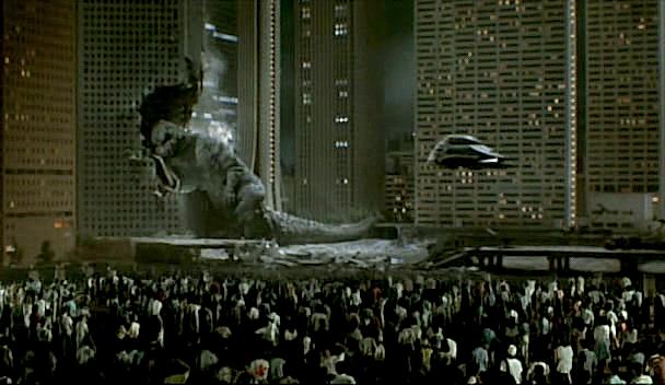 Godzilla 'Gương mặt đẹp nhất Nhật Bản' xuất hiện trong trailer mới của 'Godzilla' return of godzilla 3