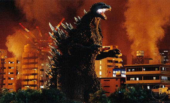 Kaiju Kommentary: Godzilla 2000 – Nerds on the Rocks