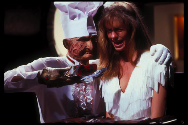 Nightmare On Elm St Quotes: Review: A Nightmare On Elm Street 5: The Dream Child