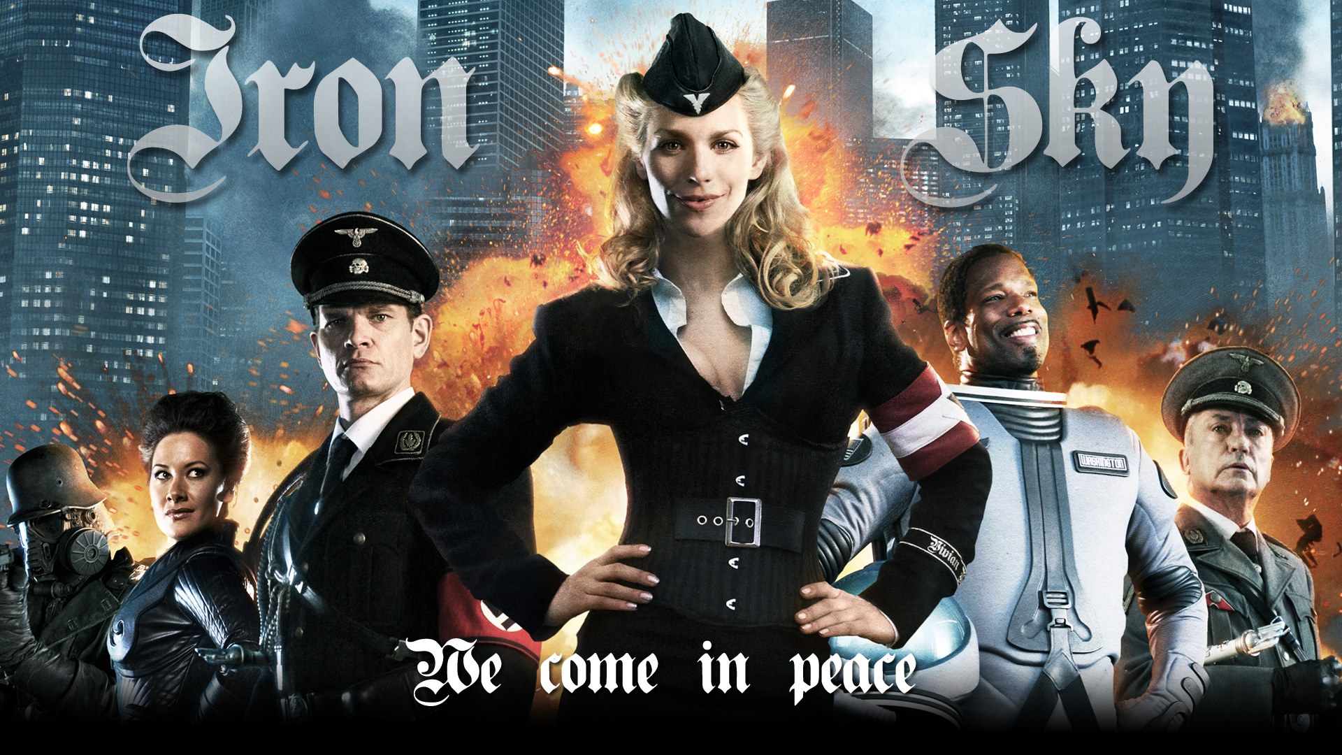 iron sky soundtrack ending relationship