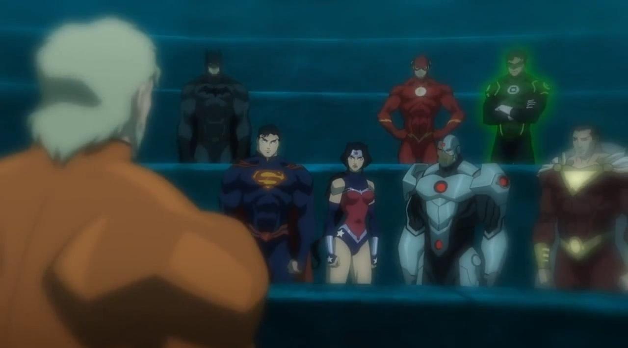 justice league review - photo #31