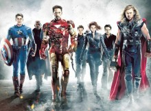 MCU heroes