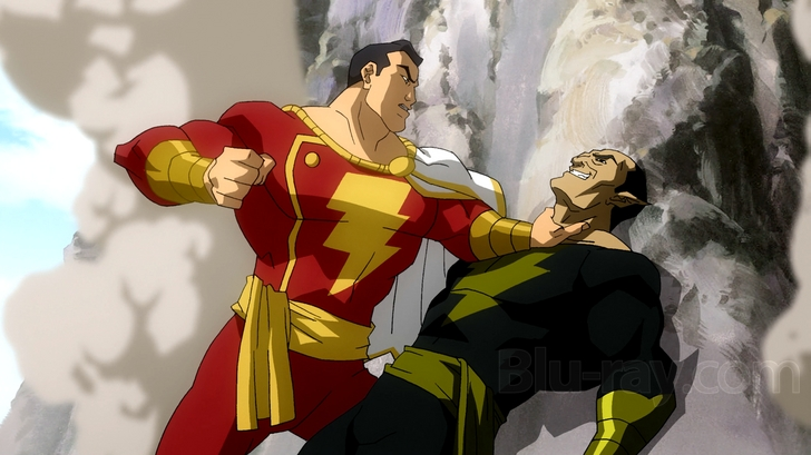 The DC Animated Chronicles: Superman/Shazam: The Return of ...
