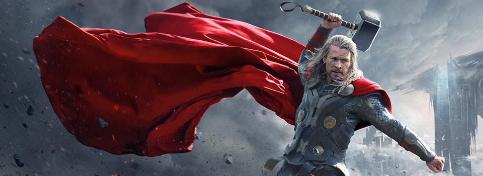 Thor bring hammer down banner