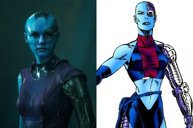 nebula mcu and comics