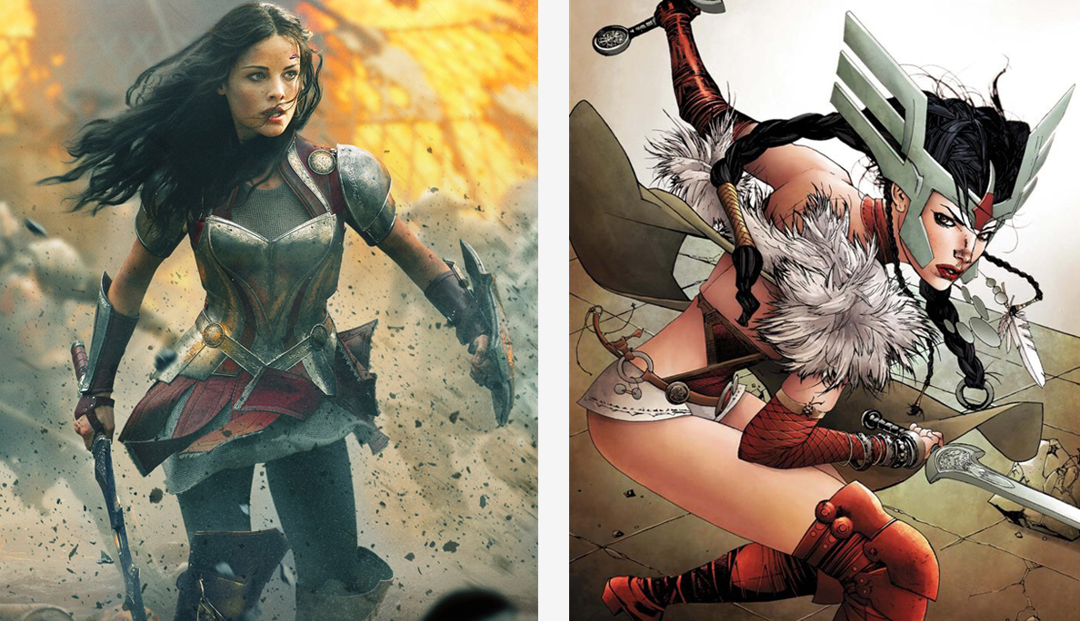 Top 7 Female Characters in the Marvel Cinematic Universe – Nerds on