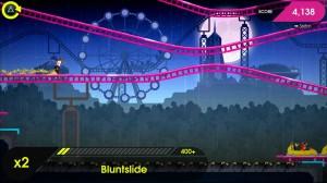 OlliOlli 2 Rollercoaster