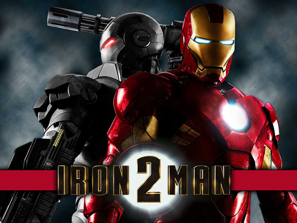 The Marvel Cinecast: Iron Man 2 – Nerds on the Rocks