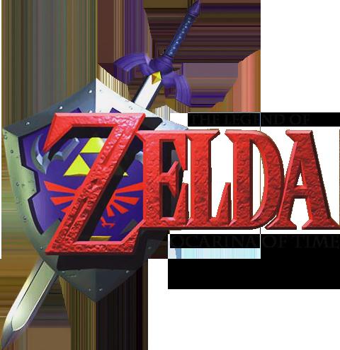 The_Legend_of_Zelda_Ocarina_of_Time_logo