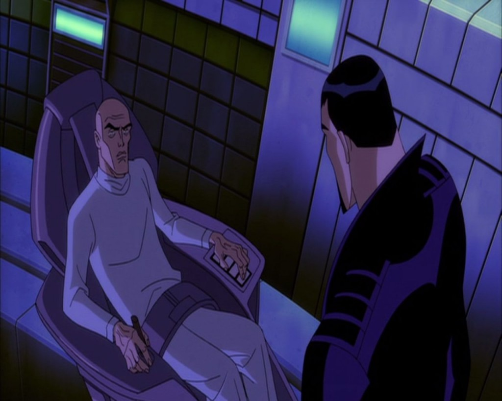 Lex Luthor and Superman