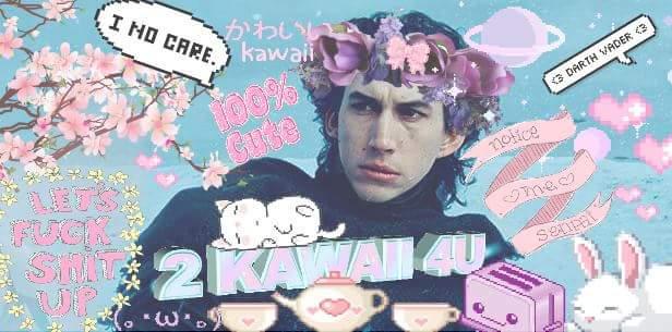 kawaii kylo