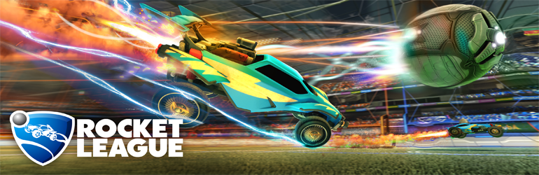 Rocket League banner 2