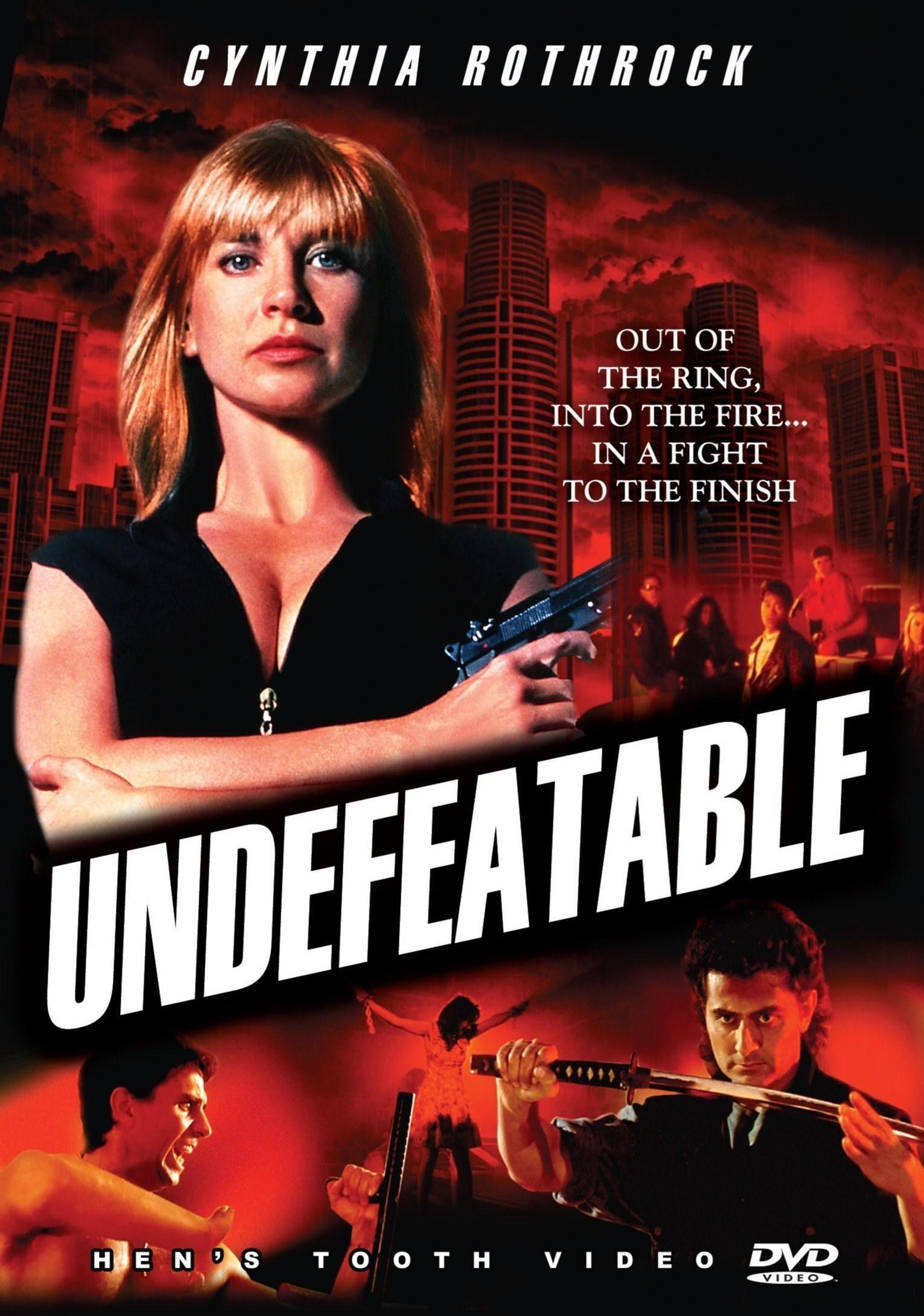 Undefeatable_1993
