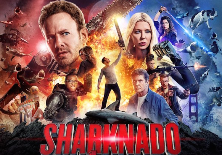 Sharknado4_Poster