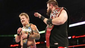 Kevin Owens and Chris Jericho