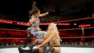 Raw Women's Division