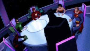 Justice-League-Table-dc-comics