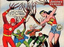 Secret Origins of the Justice League.