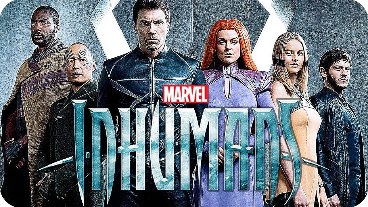 Image result for MARVEL'S INHUMANS Y tv show