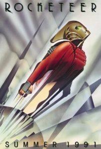 TheRocketeer_Poster