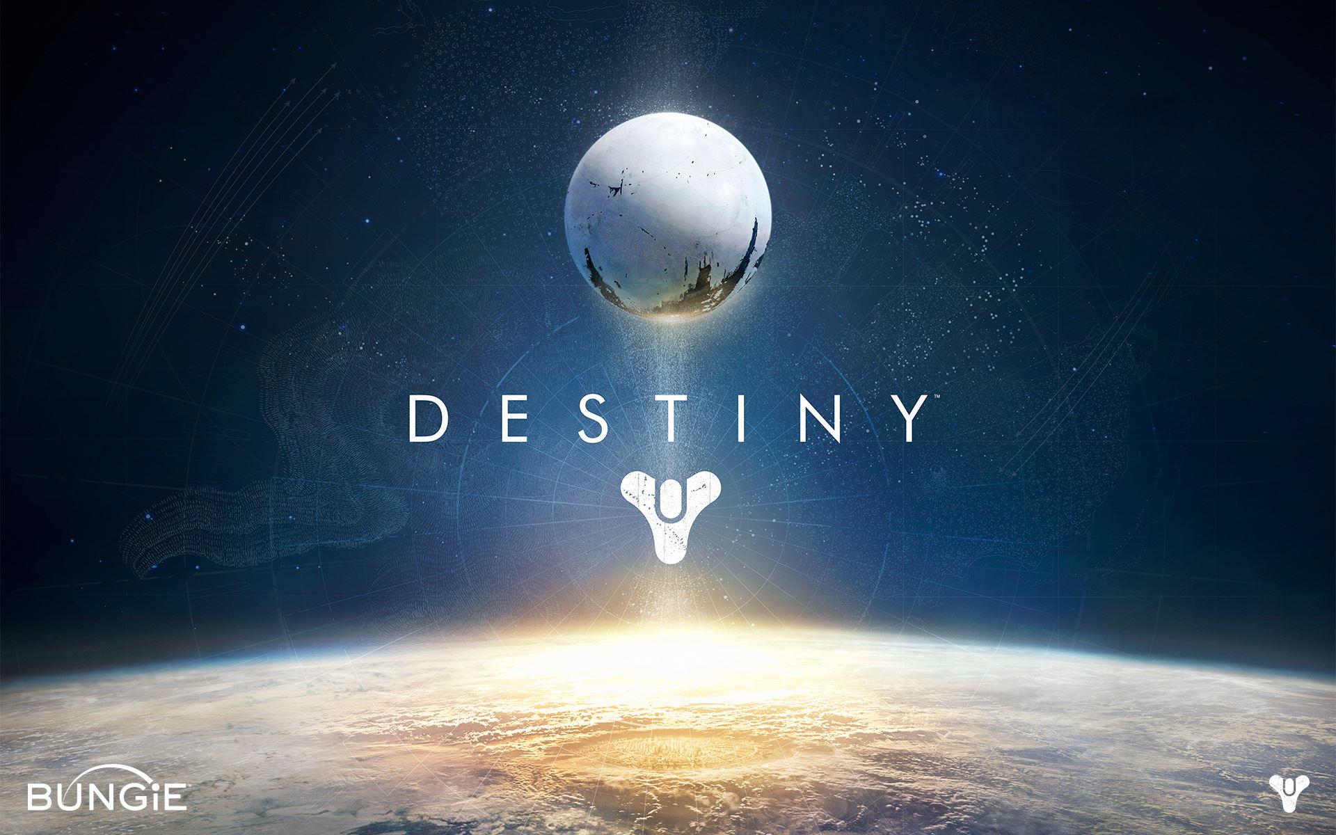 Official Destiny Box Art Wallpaper