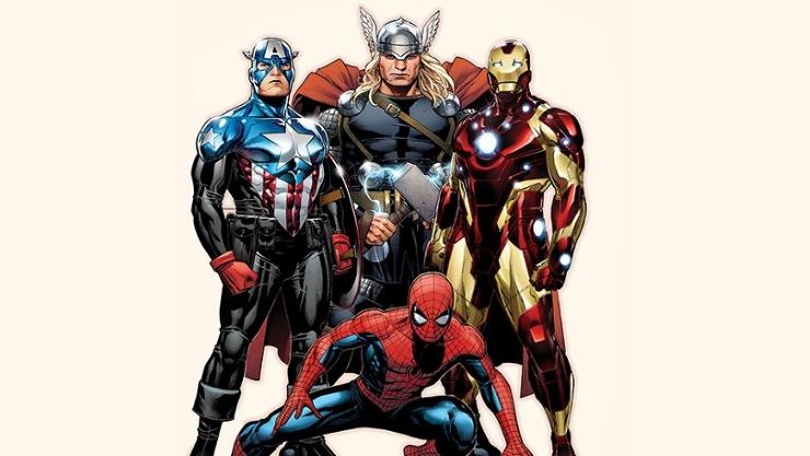 main avengers