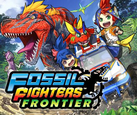 FossilFightersFrontier