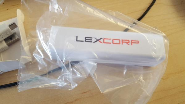 LexCorpCharger