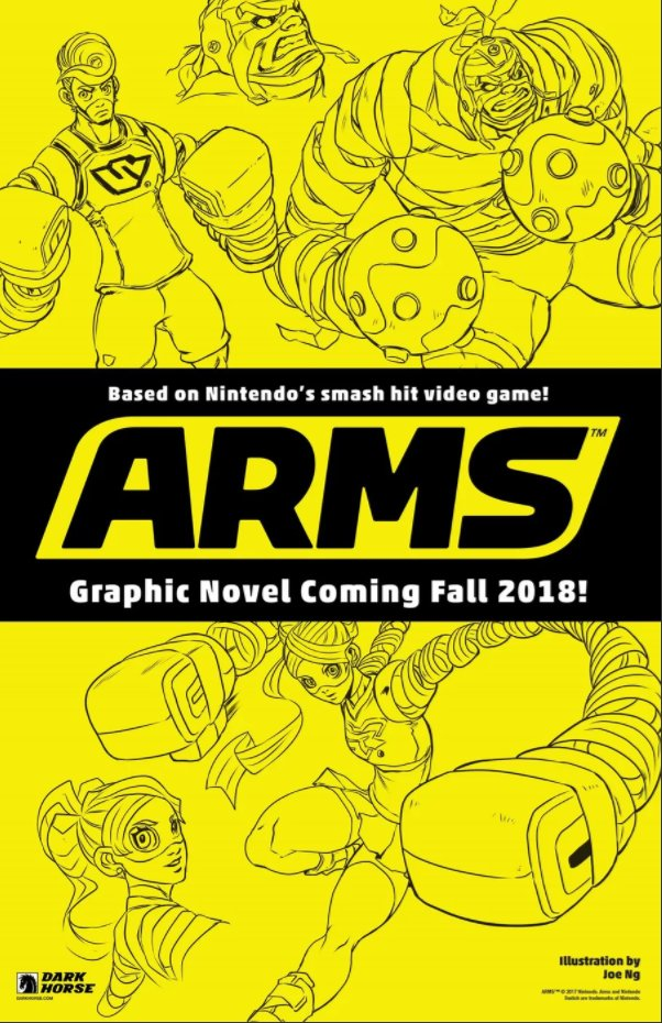 DarkHorse_ArmsGraphicNovel